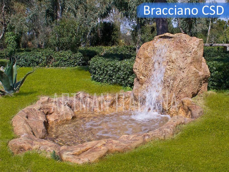 laghetto artificiale composto - Artman Italiana