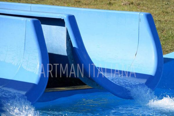canali in vetroresina - Artman Italiana